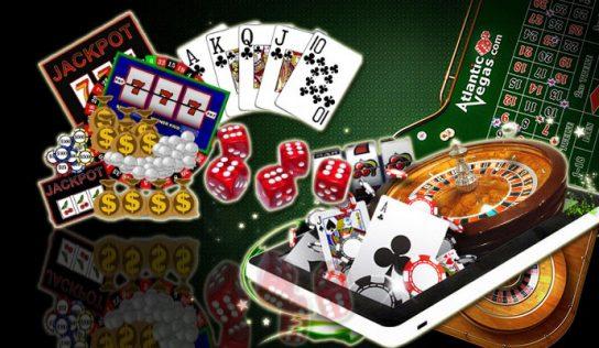 Using An Online Gambling Site