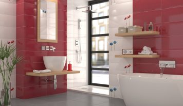 Bathroom Ceramic Tile Making Your Bathroom Beautiful With Ceramic Tiles