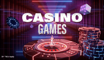 Online Casinos Take Your Pick From The Best Casino Games